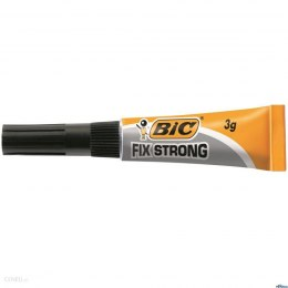 Klej BIC Fix Strong Liquid 3g Karta 12szt, 9048264