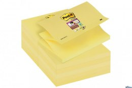 Bloczek Z-NOTES 76*127żółty(12)R350-12SS-CY@^ POST-IT 3M 70005197838 S.STICK