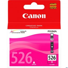 Tusz CANON (CLI-526M) purpurowy 500str 4542B001 IP4850/MG5150/5250