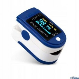 Pulsoksymetr na palcowy z LCD Oximeter PULSOMETR